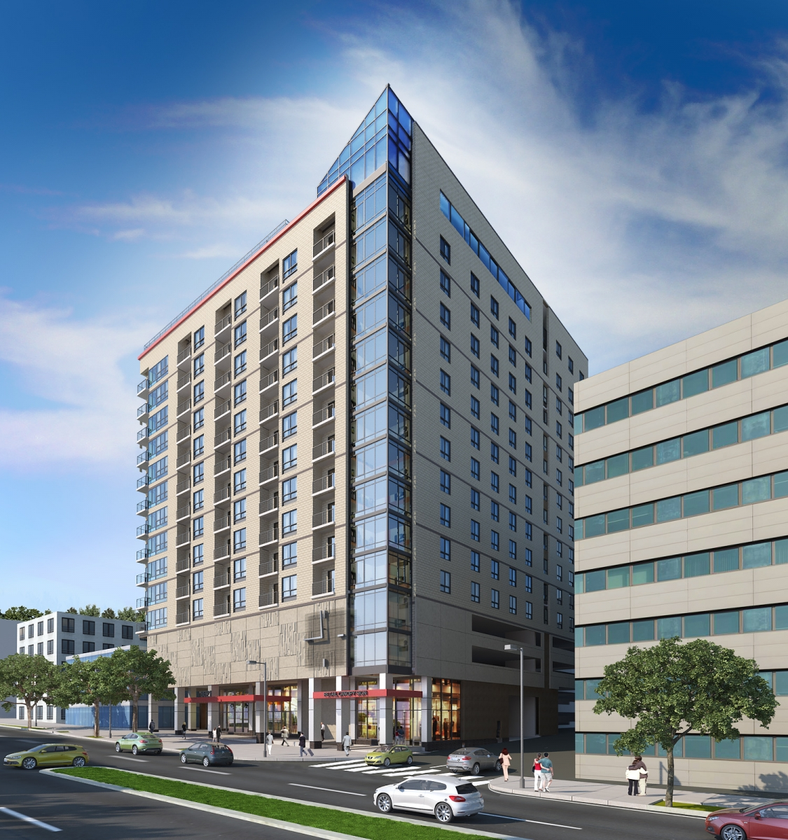 Apartments Silver Spring: Real Estate Roundup: Developers Break Ground On Downtown