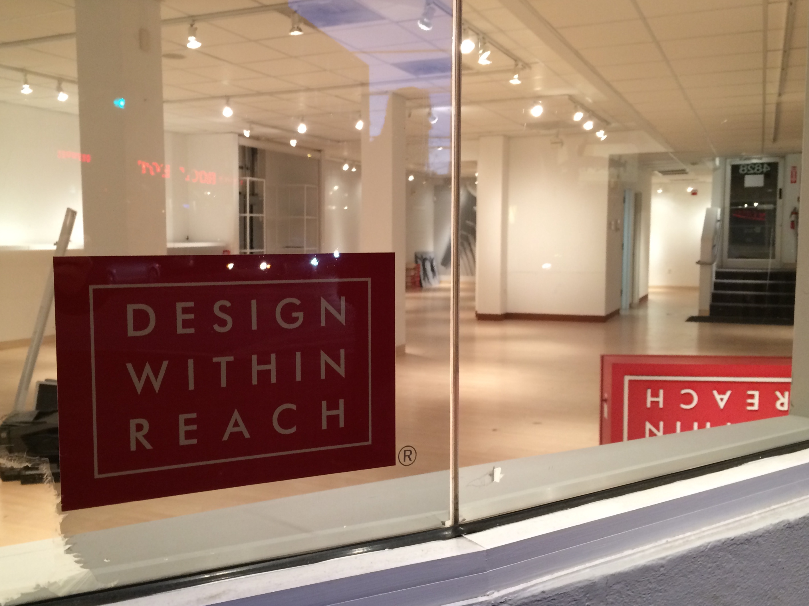 Design Within Reach Closes Bethesda Store