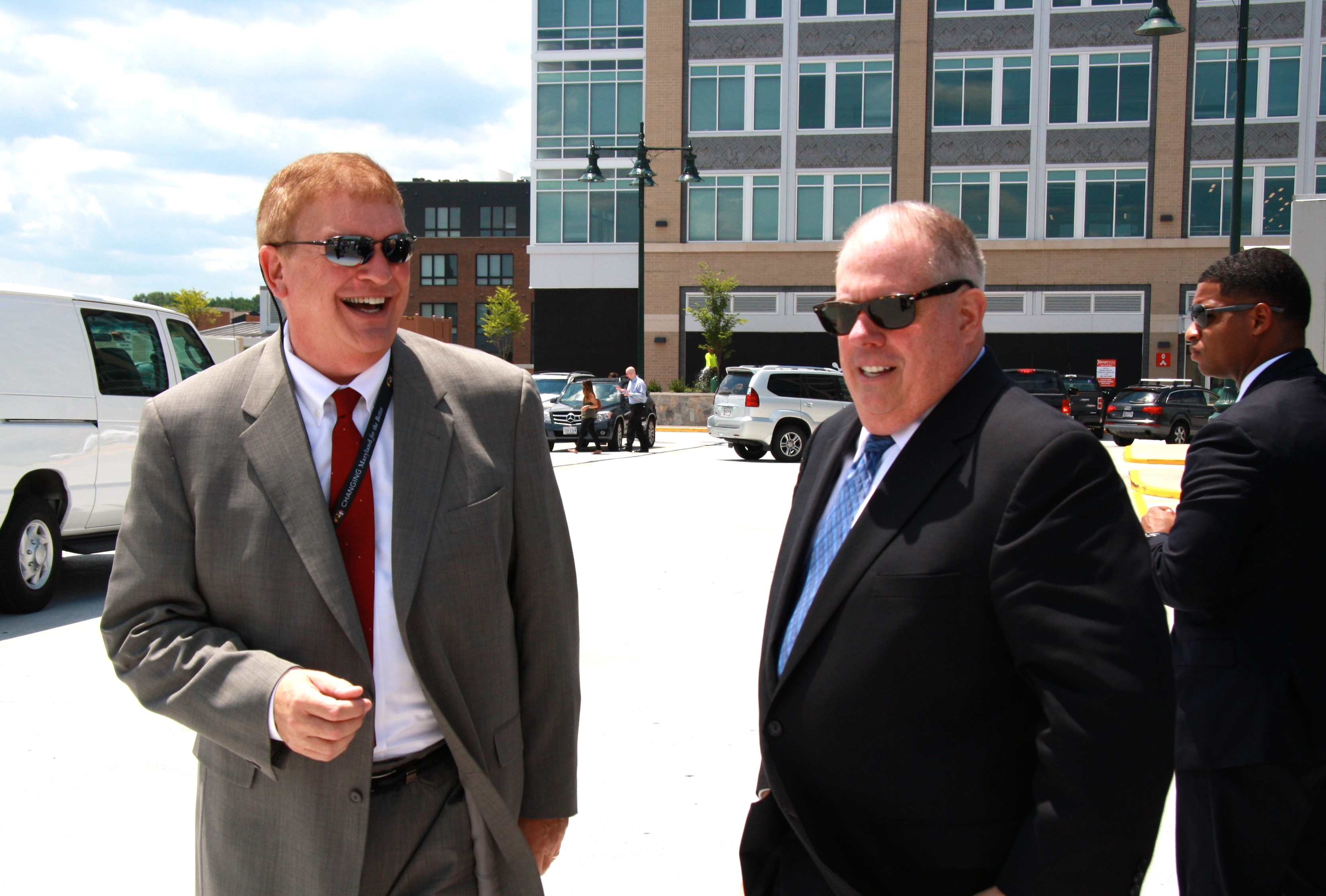Hogan Trumpets Projects To Improve I-270 Traffic Flow in ...