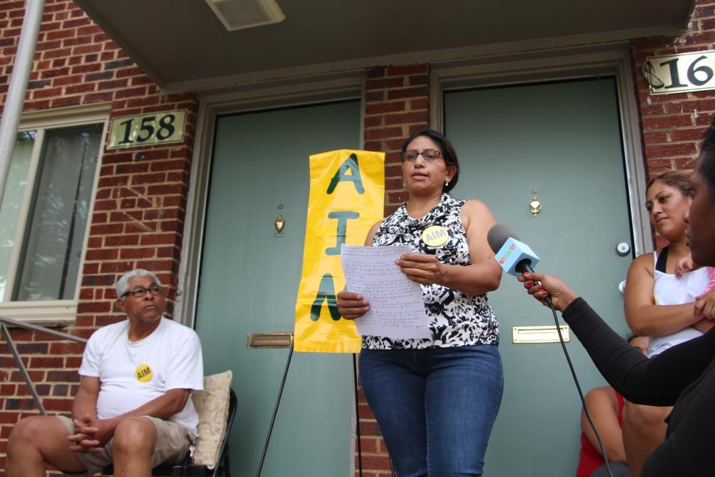 New Windows Symbolize New Hope For Silver Spring Apartment Tenants