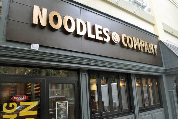 Noodles & Company Closing 55 Locations Nationwide