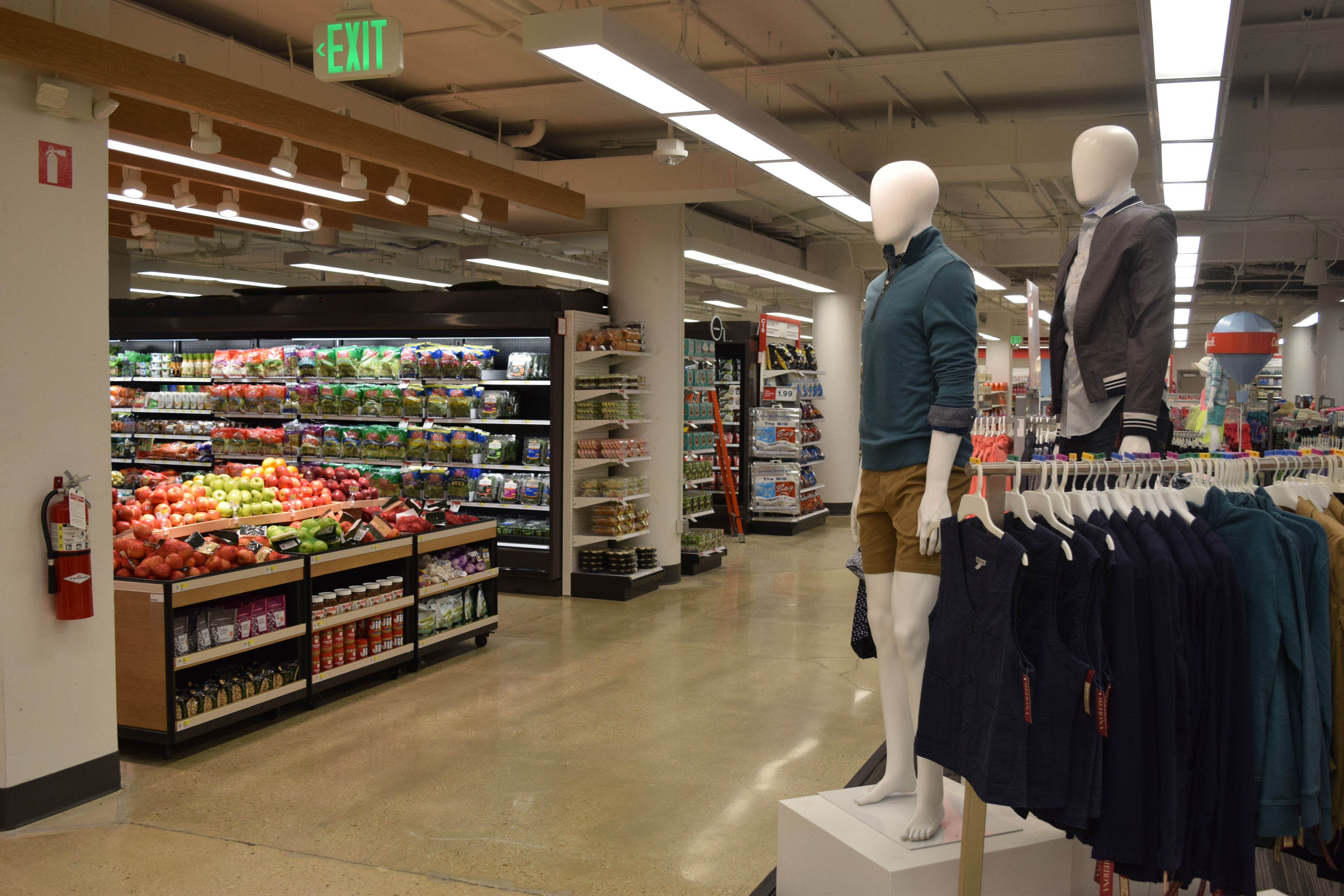 Target Opens In Downtown Bethesda
