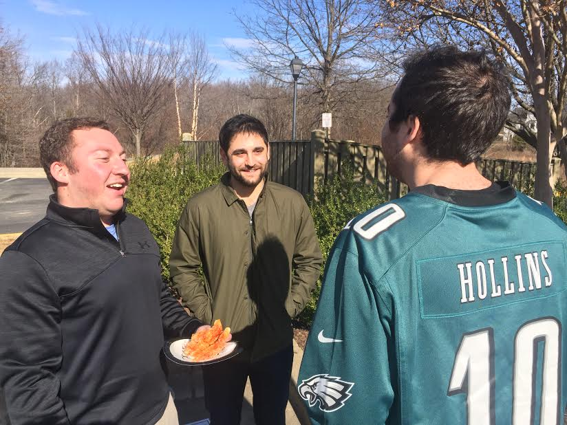 purchase cheap 7f01e af7ca Rockville Neighborhood Celebrates Its Own Star Athletes