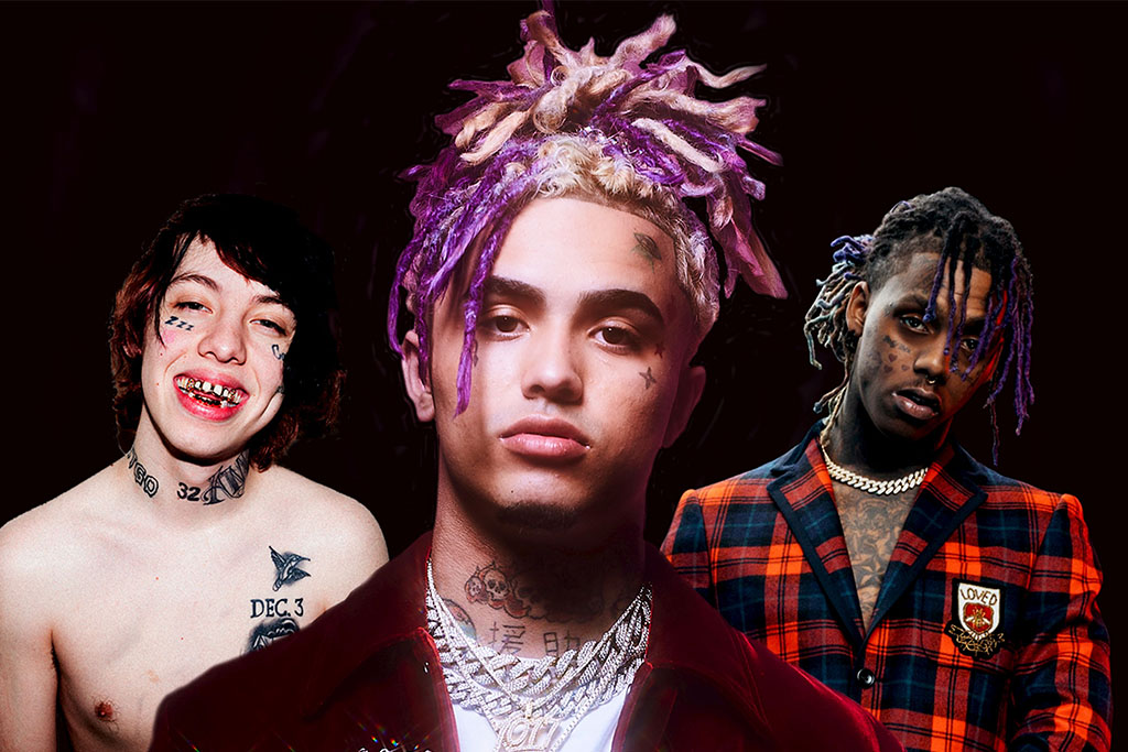 weekend events lil pump famous dex and lil xan grace the fillmore