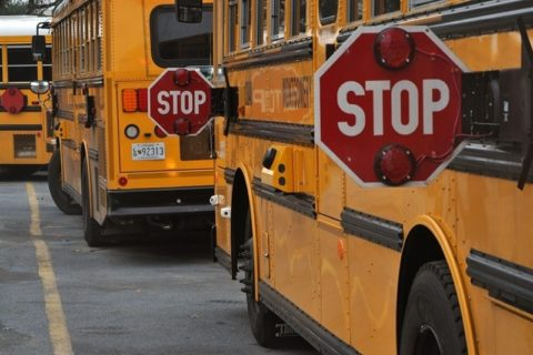 School Board Comes Out In Opposition To Bus Inspection Bill