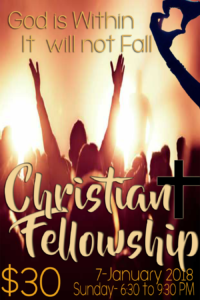 Christian Fellowship @ Lightning Speed Event Services | Washington DC | MD | United States