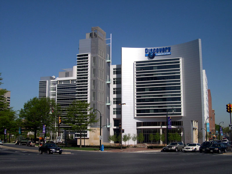 Discovery Communications Announces Plan To Leave Silver Spring