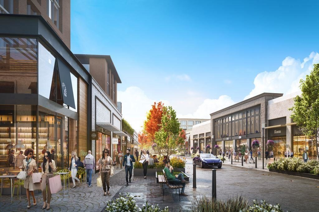 New Development at Westfield Montgomery Mall Could Bring Apartments