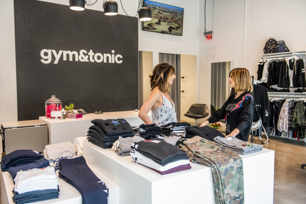 Business Notes Bethesda Resident And Partner Open Luxury Athleisure Wear In Park Potomac