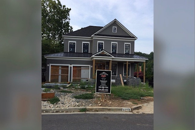 Custom home builder based in bethesda appeals license for Custom home builder magazine
