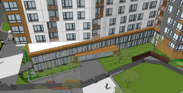 Planning Board Signs Off on 343-Unit Apartment Building at Ourisman ...
