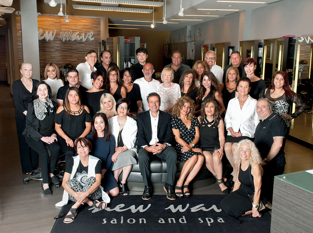 New Wave Salon and Spa
