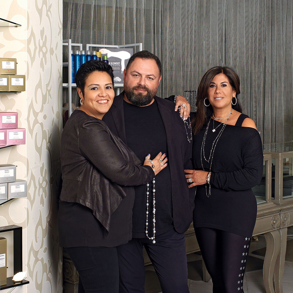 Zohra Salon & Zohra MEN and Susan Koehn Designs Jewelry