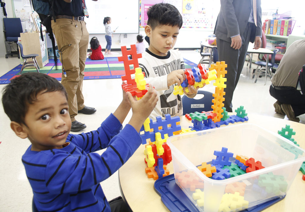 MCPS, County Hold Grand Opening of Regional Pre-K Facility in ...
