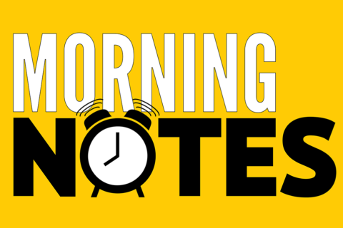 Morning Notes Bethesda Beat Logo