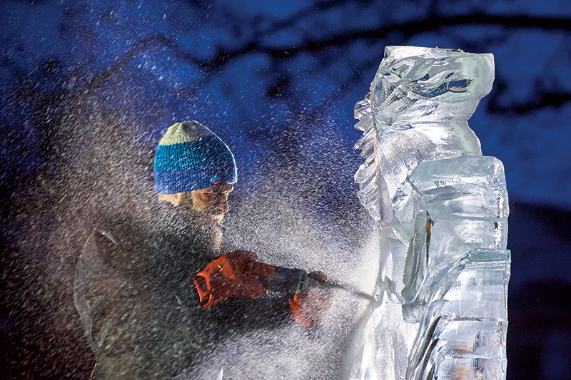 Lititz Fire And Ice Festival 2020.Cold Play