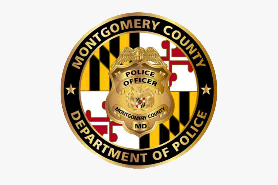 Montgomery County Maryland Police Department Seal