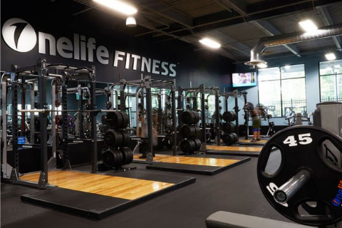 Onelife Fitness Opens First County Club in Rockville