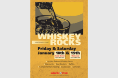 'Whiskey Rocks' Gaithersburg and Bethesda Flyer