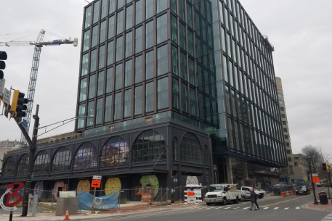 Chase Bank Opening Downtown Bethesda Branch