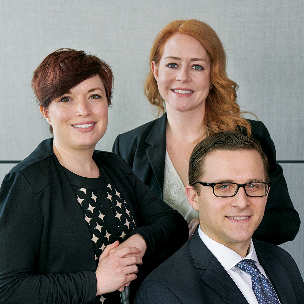 Aaron M. Blank, Esq.; Sarah D. Cline, Esq.; and Joy C. Einstein, Esq.