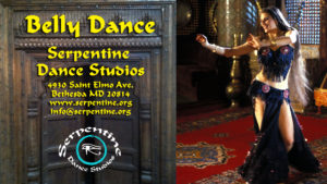 Belly Dance for Beginners @ Serpentine Dance Studios
