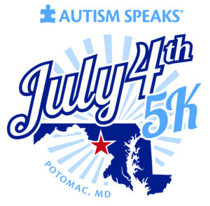 19th Annual Autism Speaks 5K @ Potomac Library Parking Lot