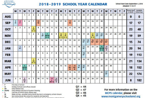 Aacps Spring Break 2020.County S 2020 School Calendar Changes Unlikely After