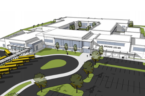 Lee Middle School To Get New Building