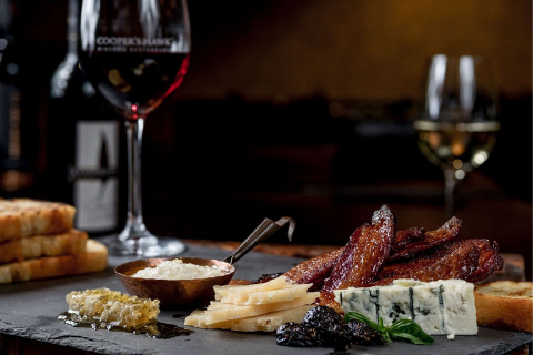Whats For Lunch Asked Coopers Hawk >> July Opening Planned For Cooper S Hawk Restaurant And Wine Bar