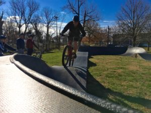 PARKS, PARTY & PLAY- Bethesda Bicycle Pump Track @ Elm Street Park