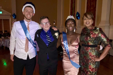cab79a9e9a7 Male Prom Queen Challenges  Gender Norms
