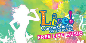 Live! Concert Series on the Plaza @ Ronald Reagan Building and International Trade Center