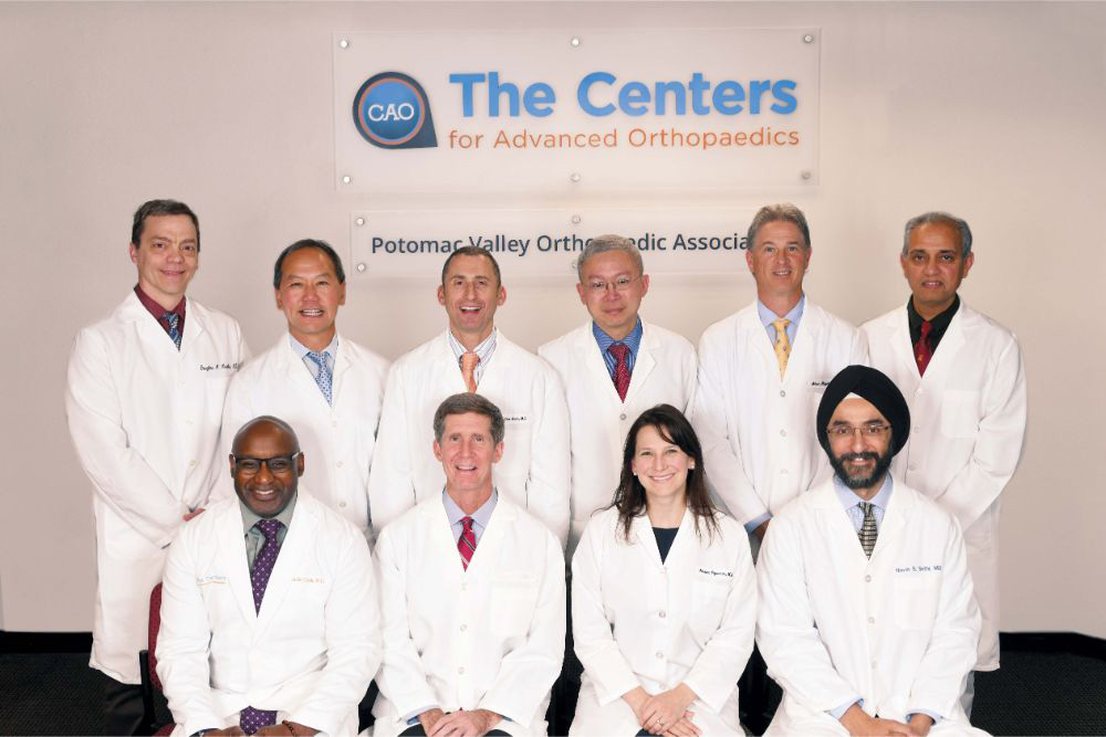 The Team at Potomac Valley Orthopaedic Associates | Bethesda