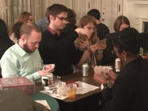 Vintage Game Night @ The President Woodrow Wilson House