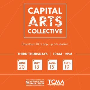 Capital Arts Collective @ Wilson Plaza at the Ronald Reagan Building and International Trade Center