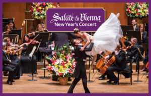 Salute to Vienna New Year's Concert @ The Music Center at Strathmore