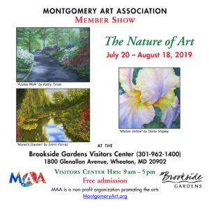 The Nature of Art - Montgomery Art Association