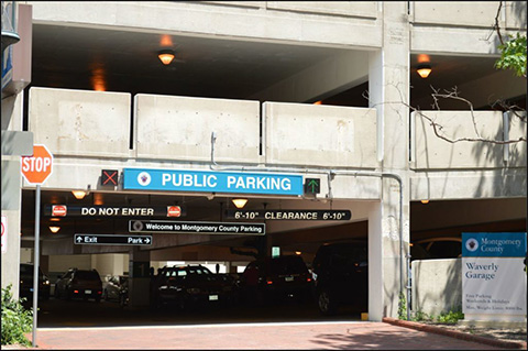 Parking Rates To Change In Two Bethesda Garages
