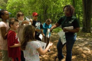 Hike & Seek: Scavenger Hunt @ Locust Grove Nature Center