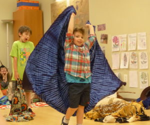 Revels After-School Workshops (Grades PreK-1) @ Washington Revels