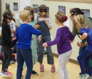 Revels After-School Workshops (Grades 2-3) @ Washington Revels