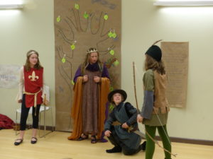 Revels After-School Workshops (Grades 4-6) @ Washington Revels
