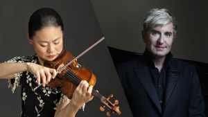Midori, violin and Jean-Yves Thibaudet, piano @ The Music Center at Strathmore