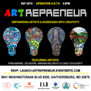 Artrepreneur @ Launch Workplaces