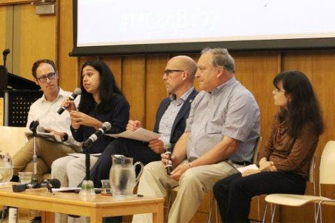 Climate panel