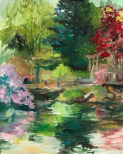 Emerging Light: Paintings by Denise Dittmar & Students September 6 to October 6, 2019 // Park View Galley @ Park View Gallery at Glen Echo Park