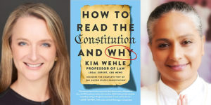 How to Read the Constitution and Why...A Talk & Book Signing w/ Kim Wehle @ Meditation Museum
