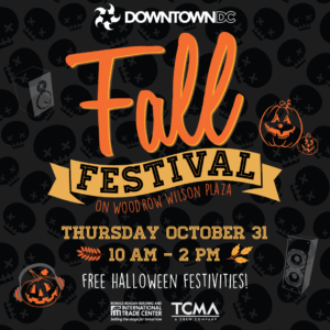 Fall Festival @ Woodrow Wilson Plaza at the Ronald Reagan Building and International Trade Center