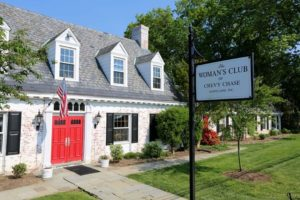 Treasure Trove and Used Book Sale @ Woman's Club of Chevy Chase